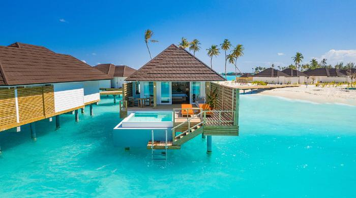 Grand Water Villa with Pool