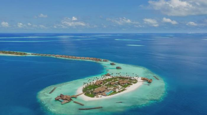 Ithaafushi Private Island