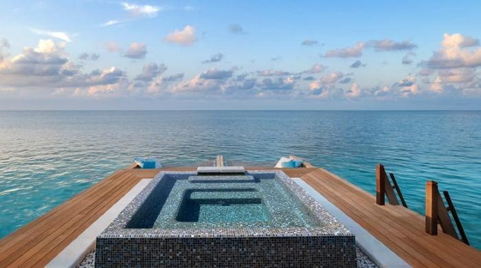 King Ocean Villa with Pool